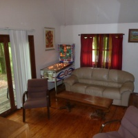 Living Room - Cabin 2